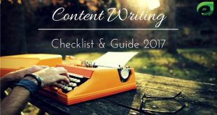 content writing 2017