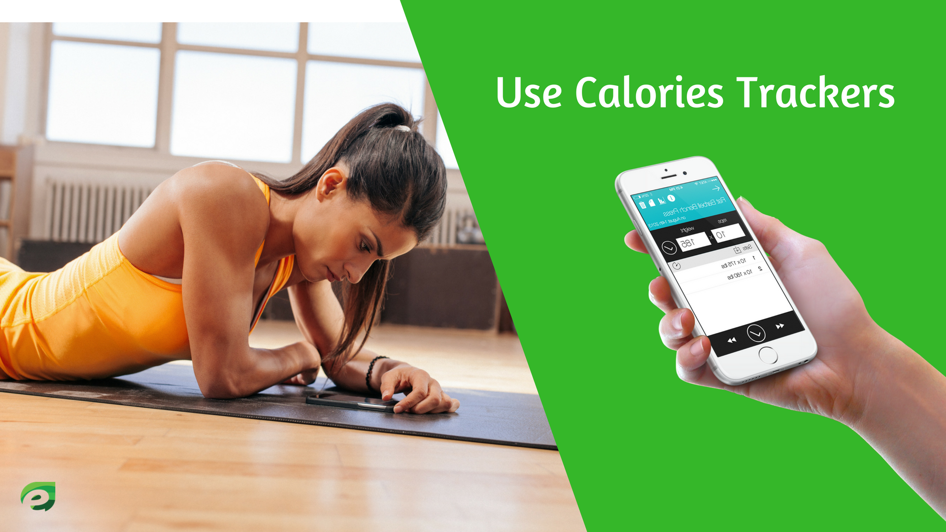 Calories Tracker - Weight Loss Using Phone