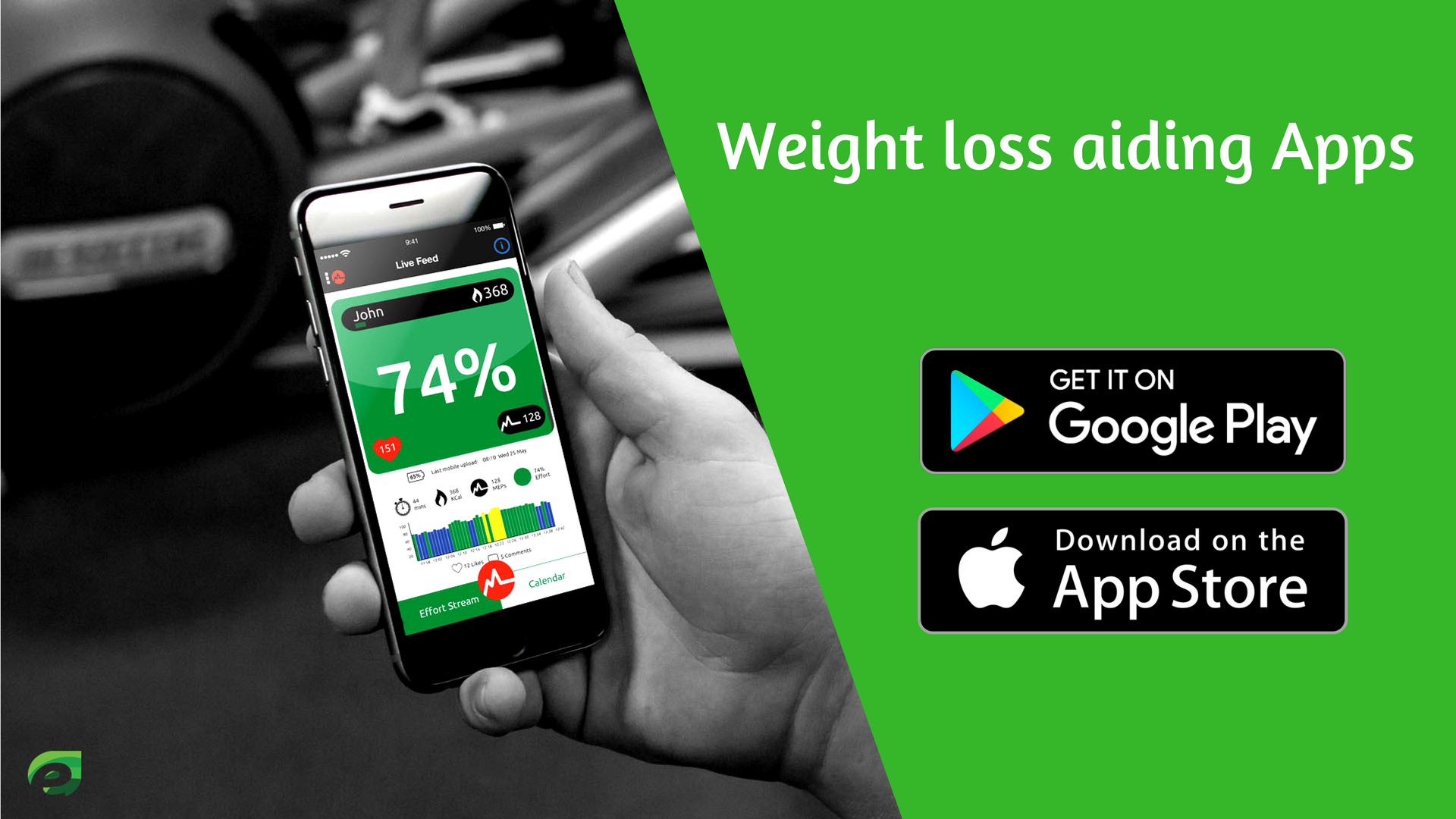 Weight loosing Apps - Loss Weight using Phone