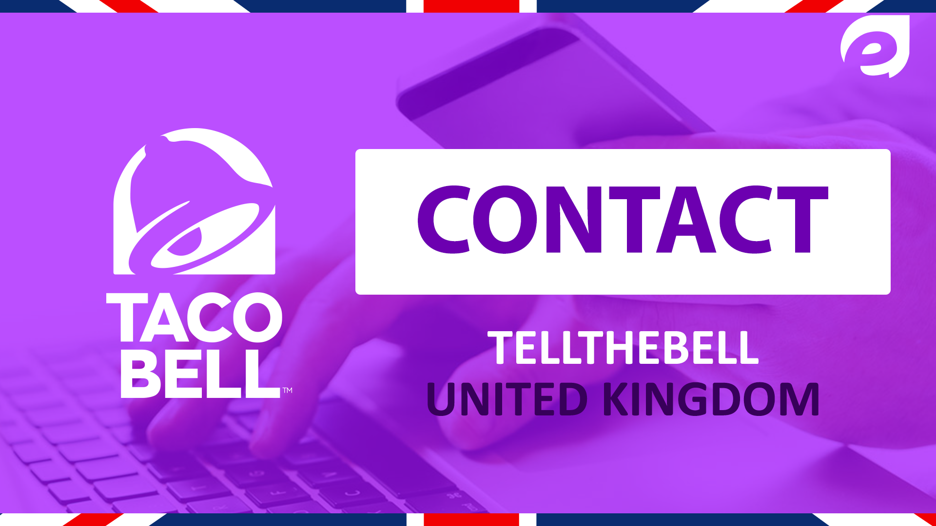tellthebell uk - contact taco bell
