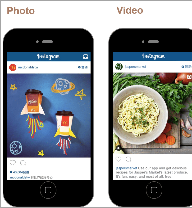 Promote Instagram Ads with Video