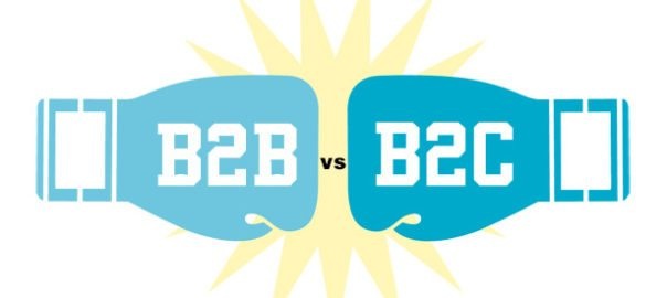 Industrial marketing vs b2c
