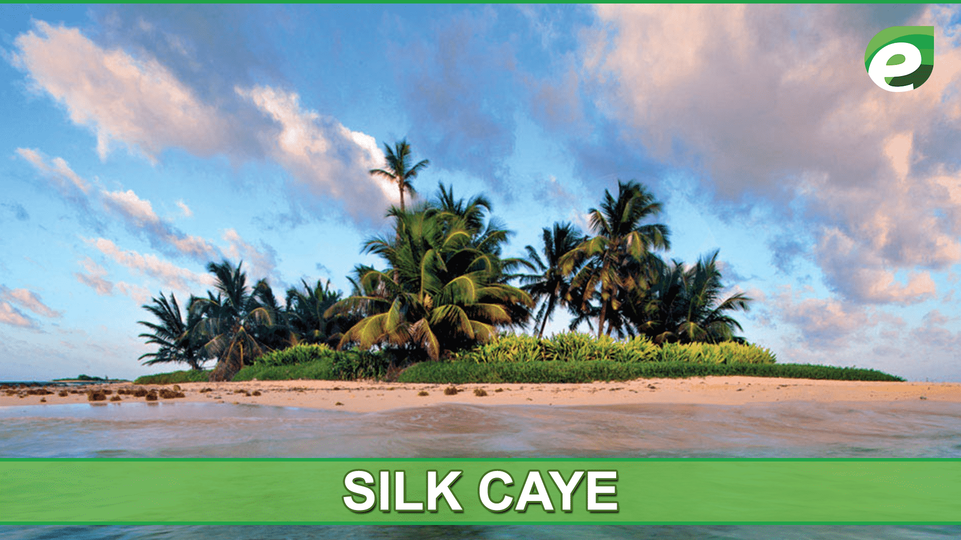 Beaches in Belize- silk caye