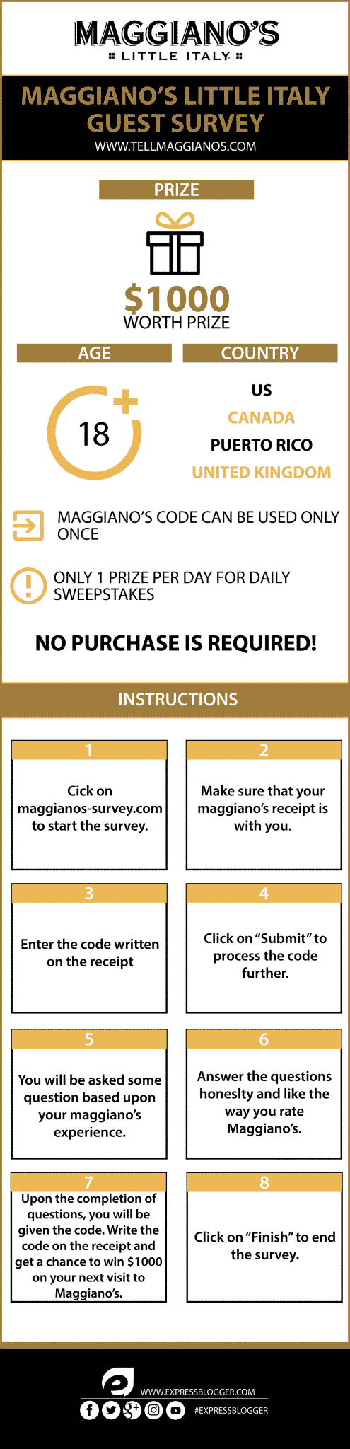 tell maggianos survey - infograph