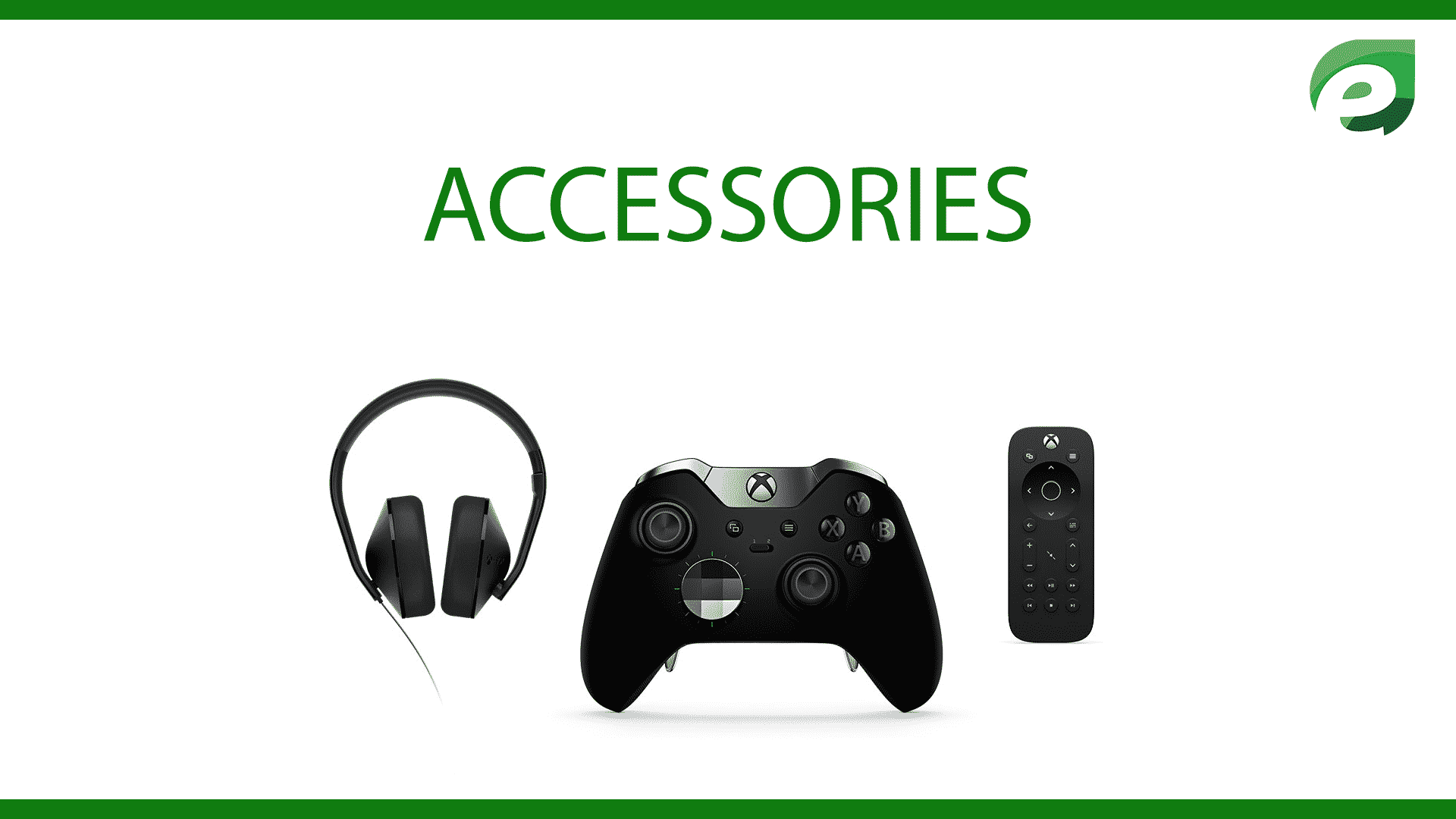 Xbox One- accessories