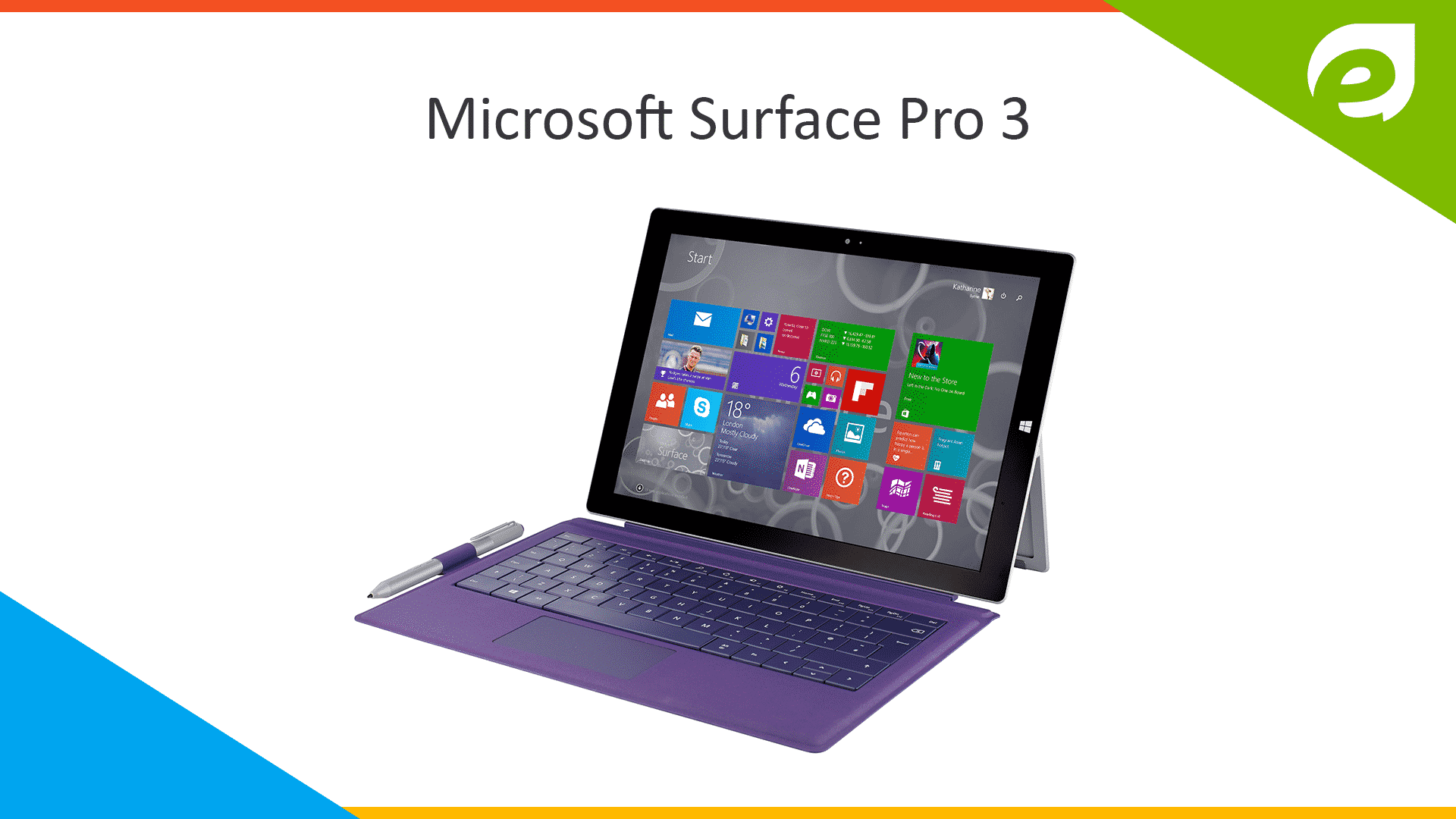 microsaoft surface pro 3