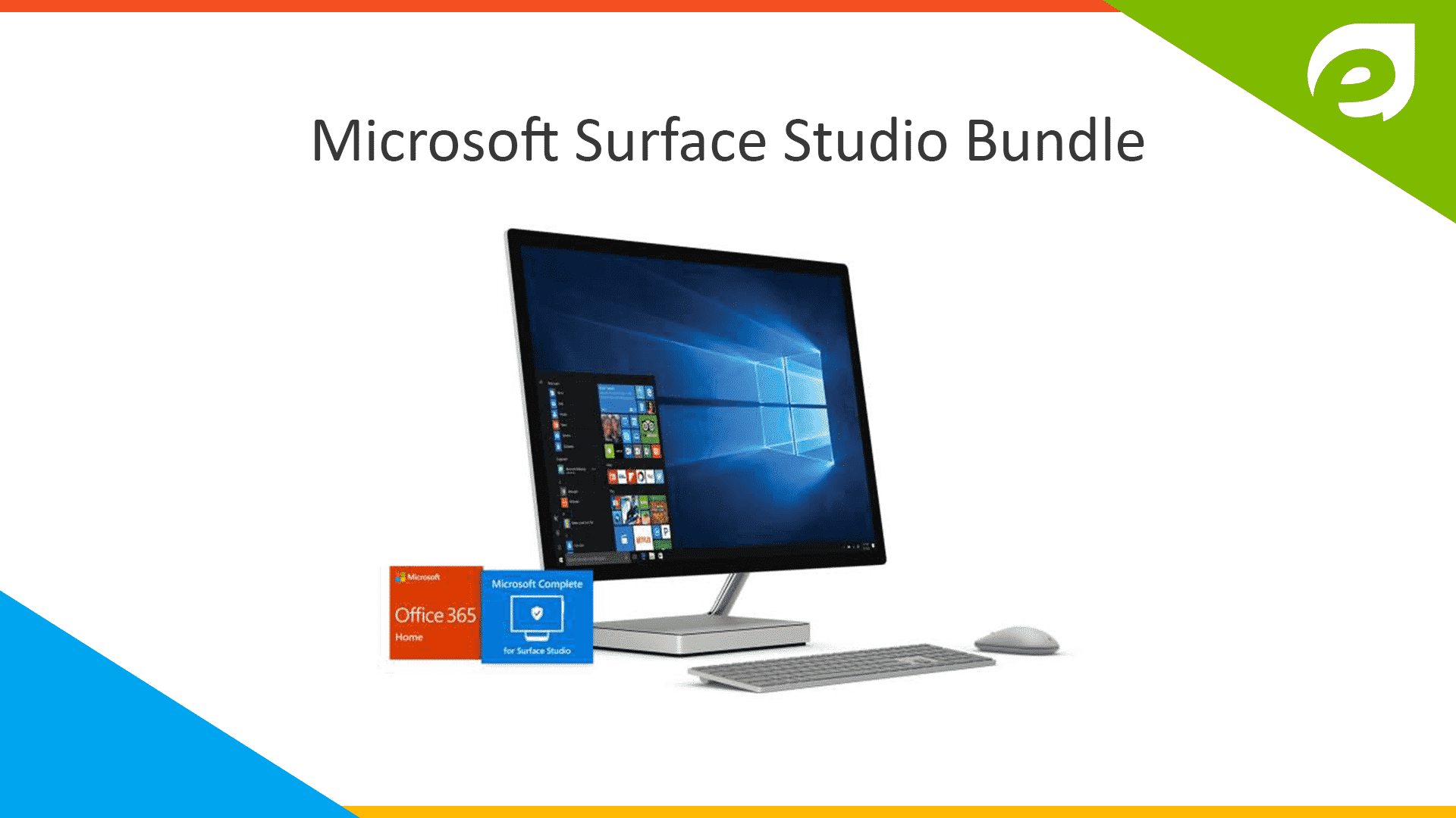 microsoft surface pro- studio bundle