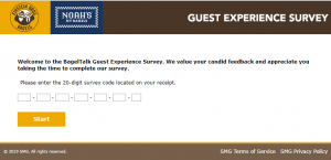 einstein bagel survey